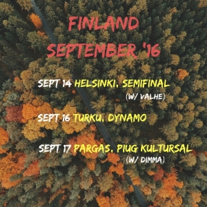 Finland-Tour